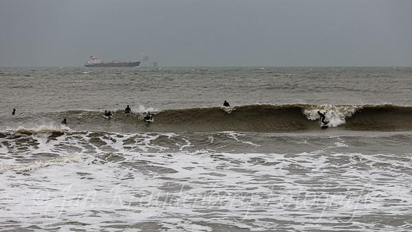 10 april 2021 Planksurfen Maasvlakte