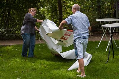 Deventer 25 jaar terug in de tijd - Vogeleiland 2011
