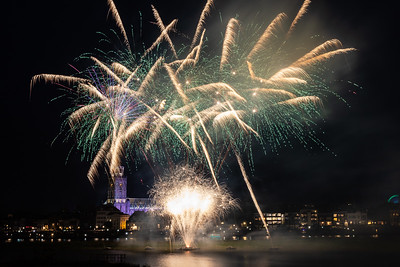 Vuurwerk 2018 - Deventer Zomerkermis