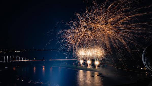 Vuurwerk | Deventer Zomerkermis 2019