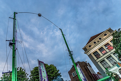 Air Race Bungee op de Brink