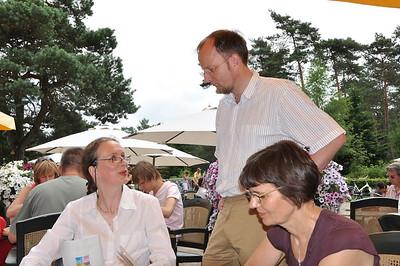 Claudia, Bernhard and Anne