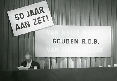 Van Nelle 50 jr RDB013