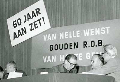 Van Nelle 50 jr RDB001