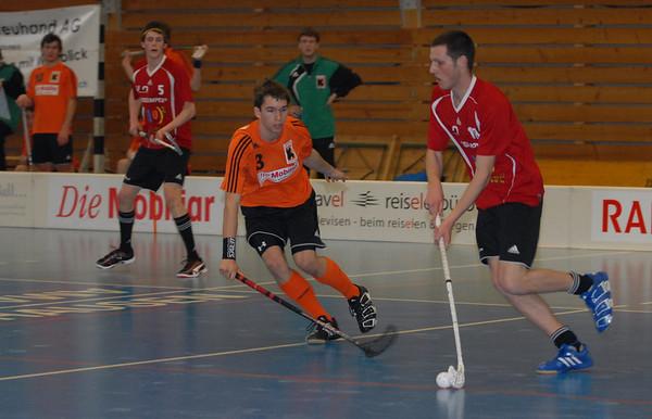 Unihockey: Junioren Play-off