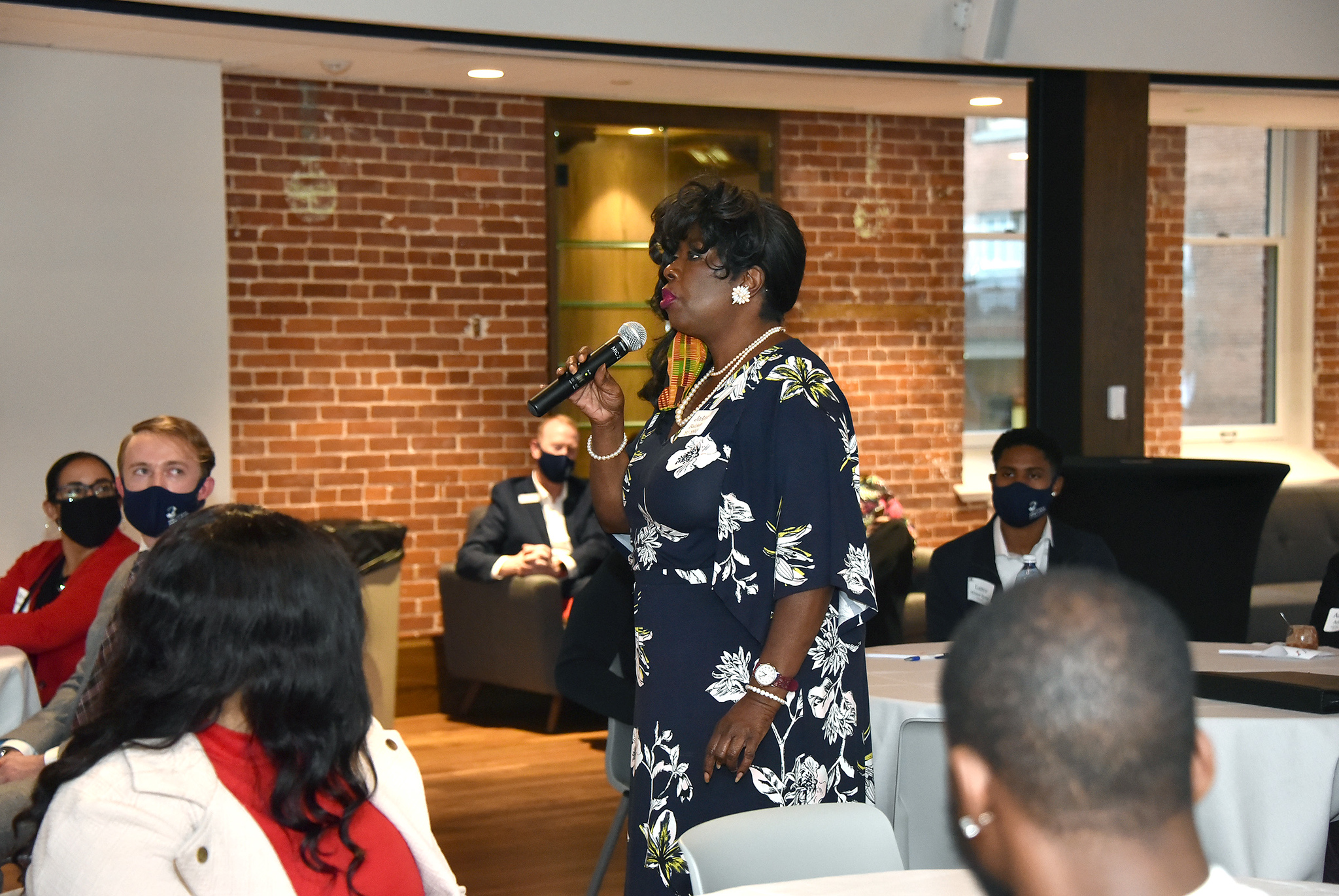 Black Alumni and Student Networking Event