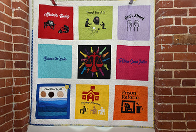 A Quilted History of African Americans in Dauphin County