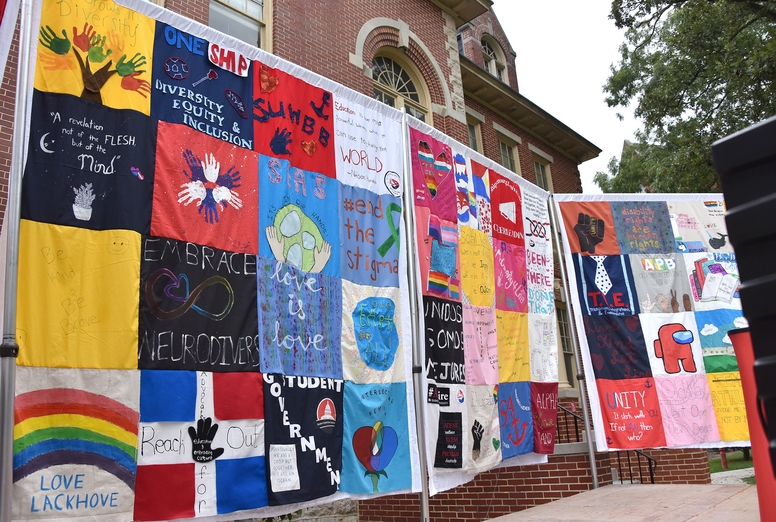 A Quilt to Cover Us All