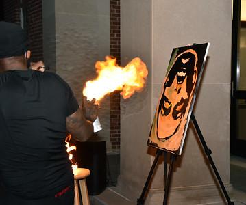 Brian Hickman - Fire Artist