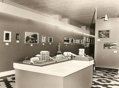 Expo, biblioteca, Dundo