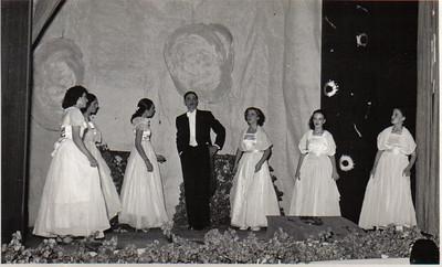 """Ruas ( encenador) - """"Alto la' com o charuto""""  -  03/06/53"""