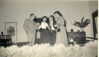 Leopoldo, Casales, D. Luisa Aragão e Brito