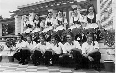 1951 Festa Chicapa- Dundo