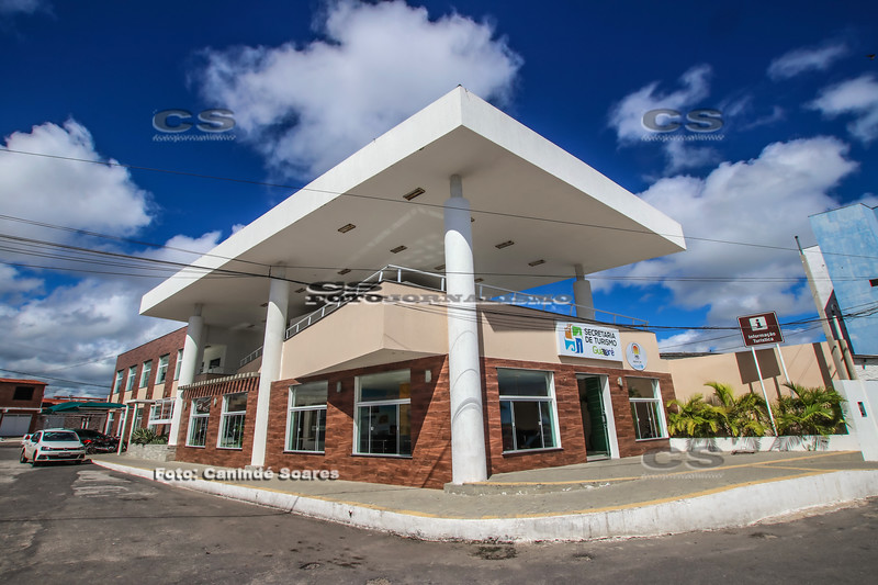 Sede da Secretaria de Turismo