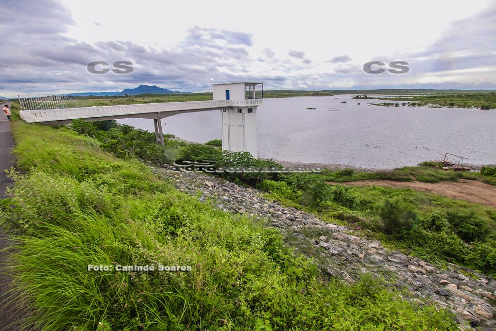 Barragem Itans