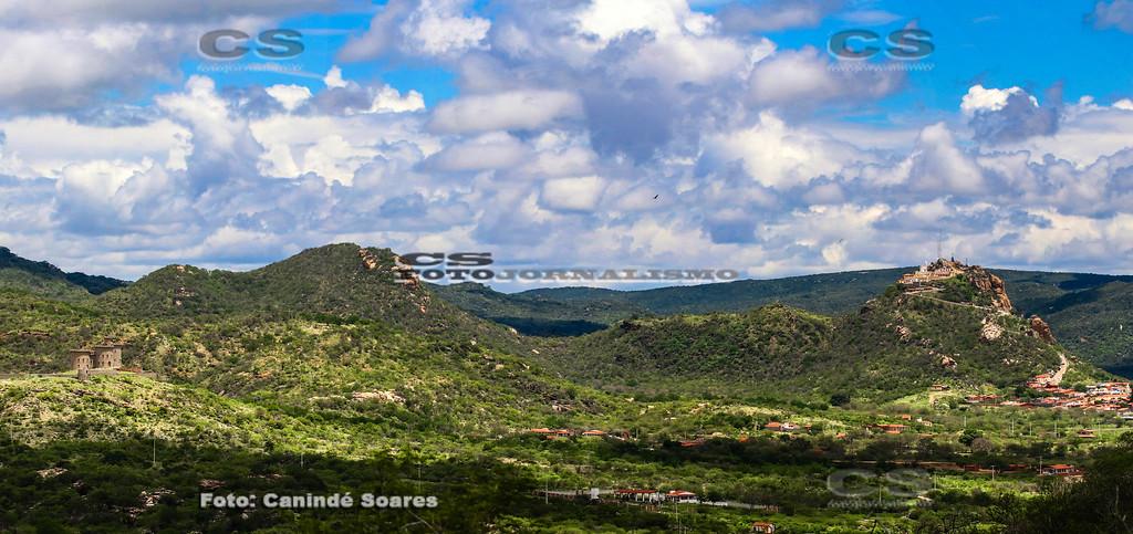 Castelo de Bivar e Monte do Galo
