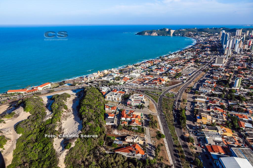 Ponta Negra, Morro do Caréca