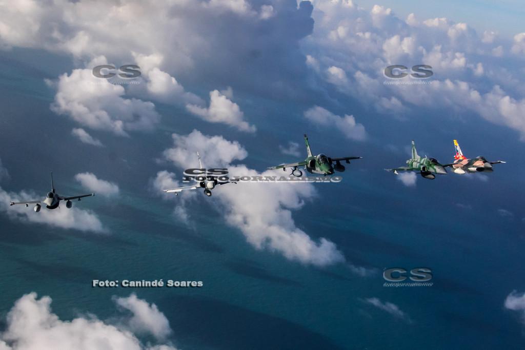Caças da Força Aérea Brasileira