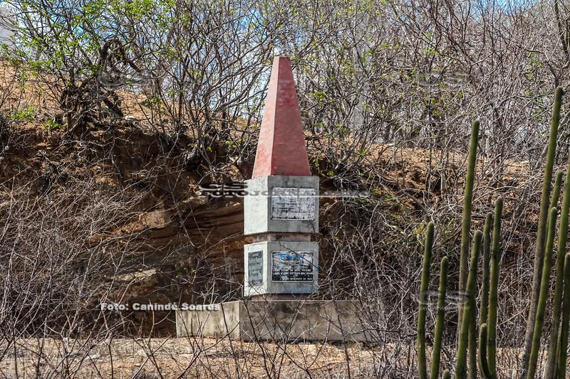 Monumento à resistência a intentona comunista - Capão Redendo