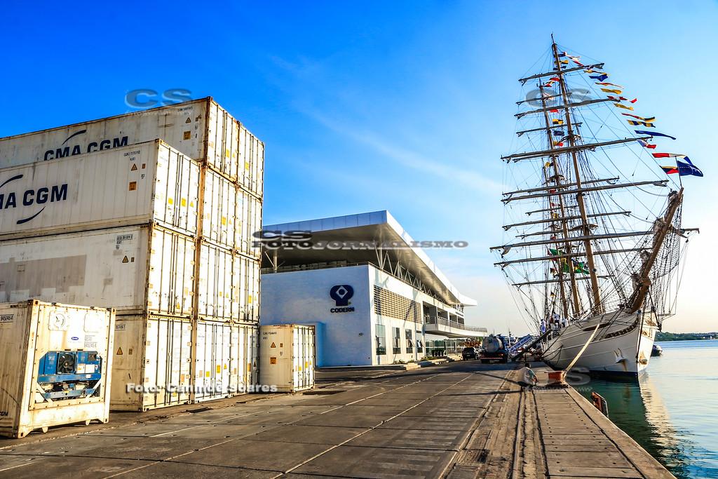 Navio Cisne Branco da Marinha do Brasil