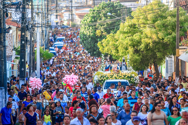 Procissão de Santos Reis em 2017