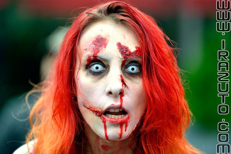 Zombie enchaînée