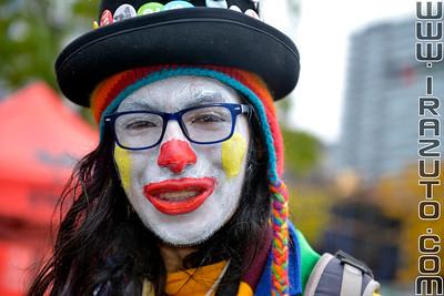 Clown Zram