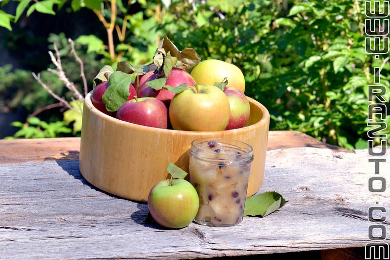 Délices aux pommes