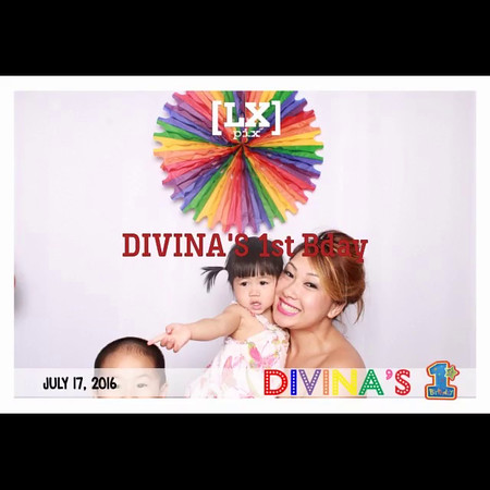 Video Montage - Divina's 1st Birthday