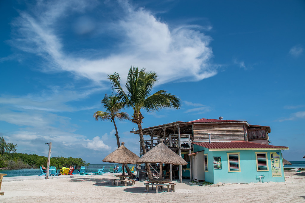 Caye Caulker in Belize