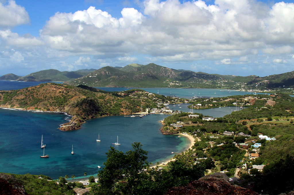 English Harbour ~ Antigua