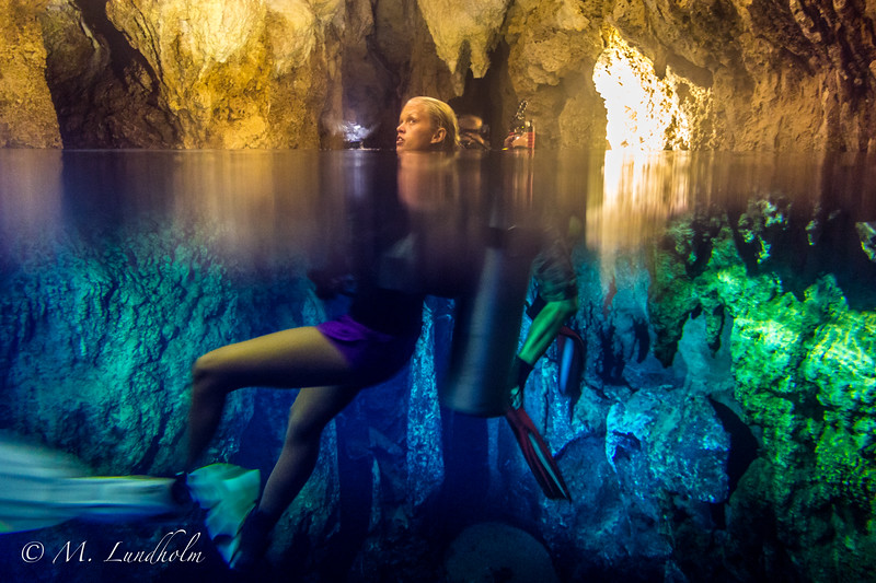 Chandelier Cave
