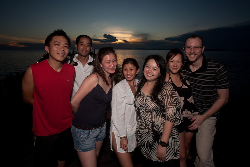 Our group; John, Raymond, Jaslyn, Jill, Pelly, Michelle, Me