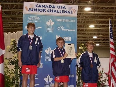 2002 Canada US Challenge - Ottawa, Canada -  Harrison captures 1st on 3M