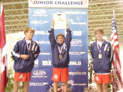 2002 Canada US Challenge - Ottawa, Canada -   Harrison captures 1st on 1M