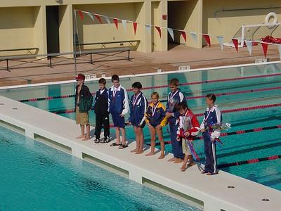 World Team Trials - 3M Medalists - Harrison 2nd