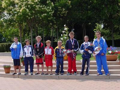 Jr. Nationals - 1 Meter Finalist - Harrison 5th