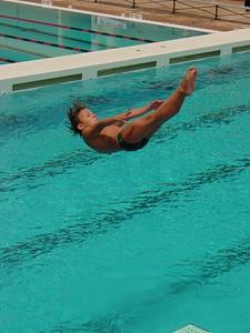 Back Dive comeout