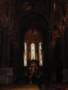 Alter in Cathedral