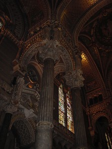 Inside of Catherdral