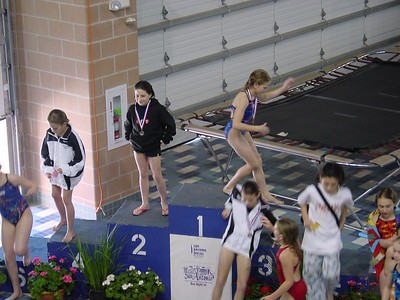 Kaitlyn gets 2nd on 3M!