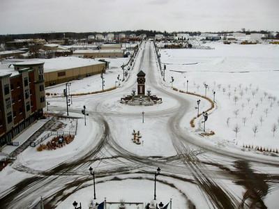 the snow storm!!!