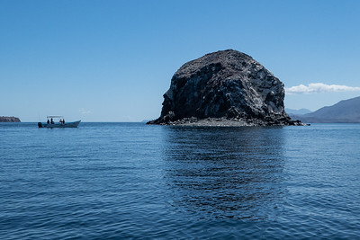 Islet with Sea Lion Colony