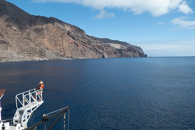 A Wrangler and Guadalupe Island