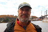 Jim Pendergrass - up from Eugene to dive with us today and do REEF surveys.