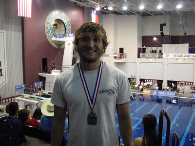 my Hairy Hairbear and his medal