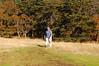 Walking Heliwell park