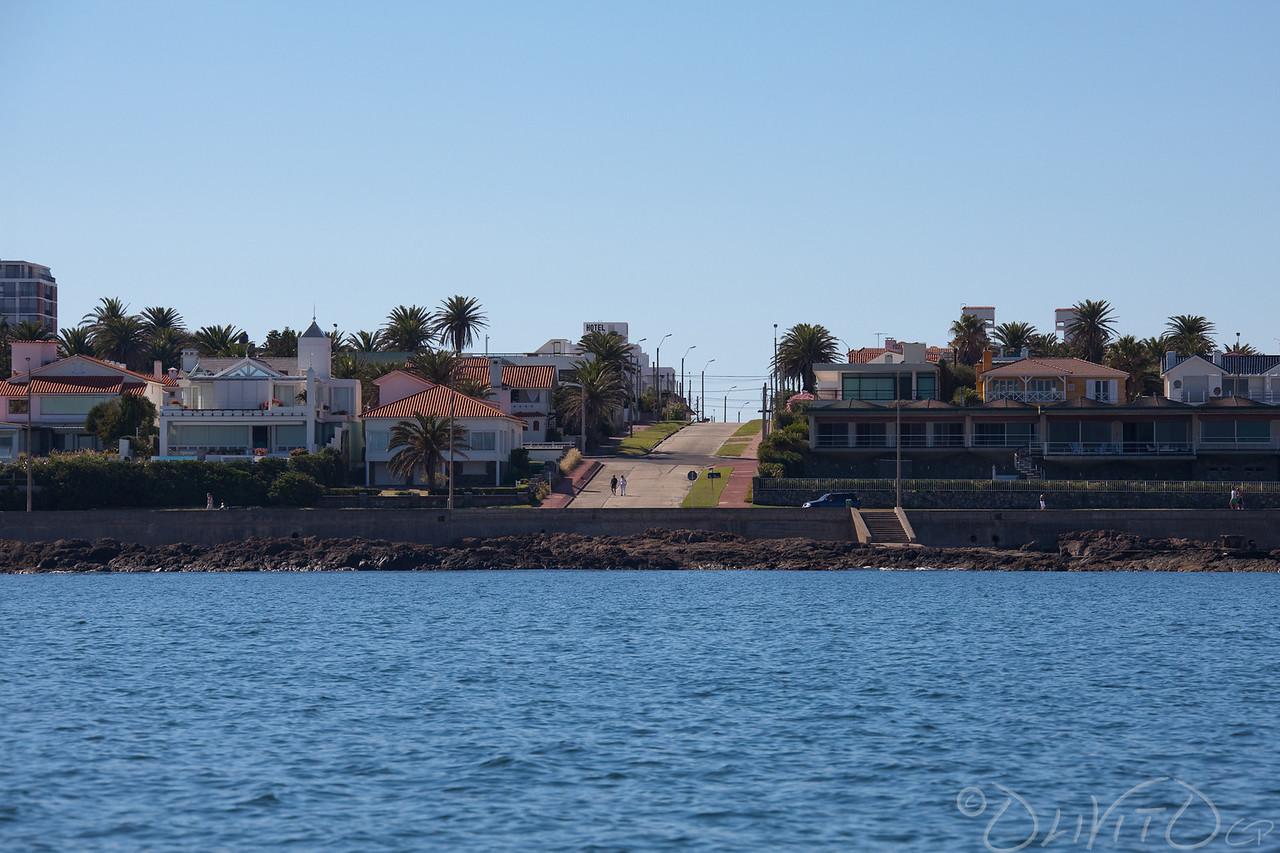Leaving Punta