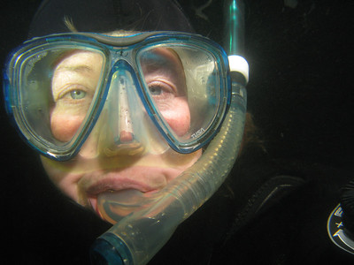 Night Snorkel off Lopez