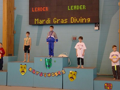 9&U 1M - Connor gets 3rd